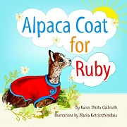 Alpaca Coat for Ruby written by Karen DiVita Galbraith